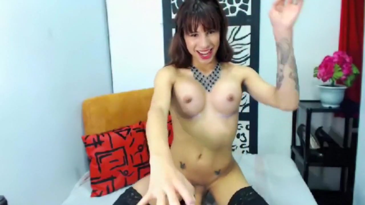 Gorgeous First-timer T-girl Pin With Solo, Teenagers Gigs