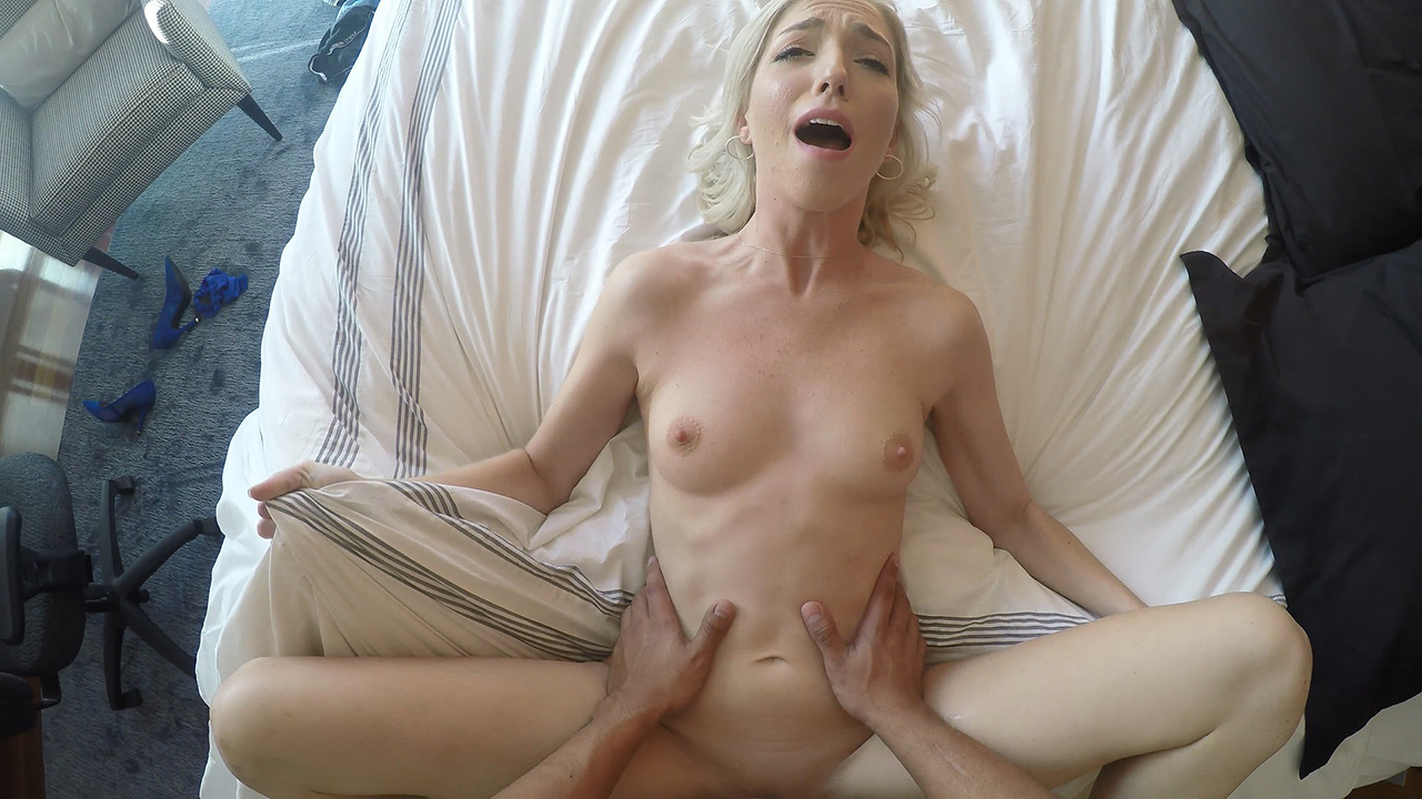 Superb Penetrate With A New Blond